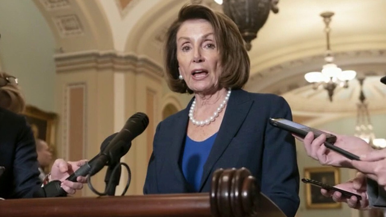 Pelosi says Russia poses bigger election threat than China, Iran