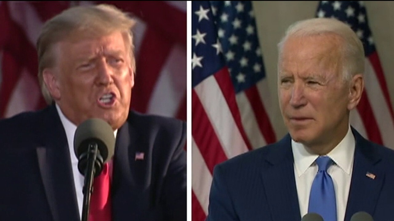 Live Updates: 2020 presidential race: Biden, Trump, ready for debate