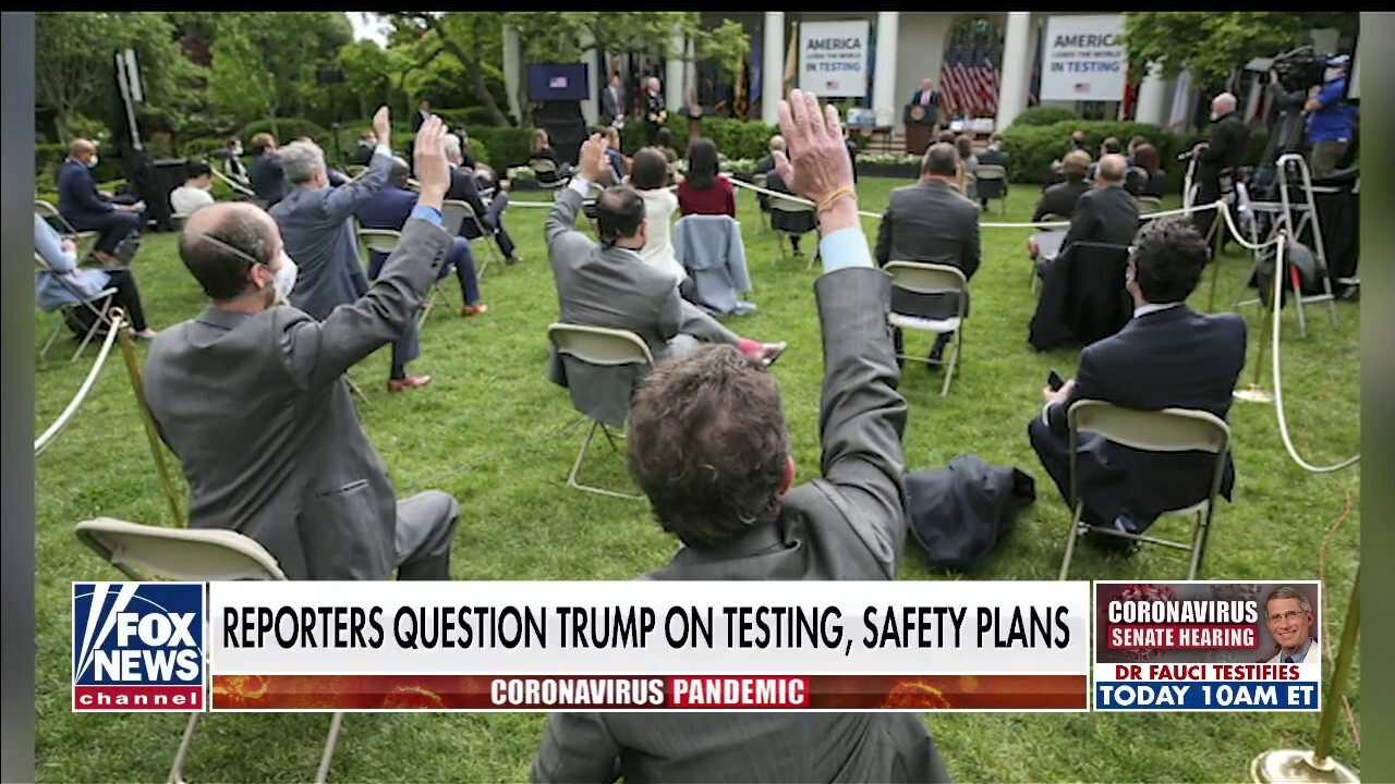 Fmr. Gov. Mike Huckabee: WH reporters show lack of respect for Trump, gravity of coronavirus pandemic