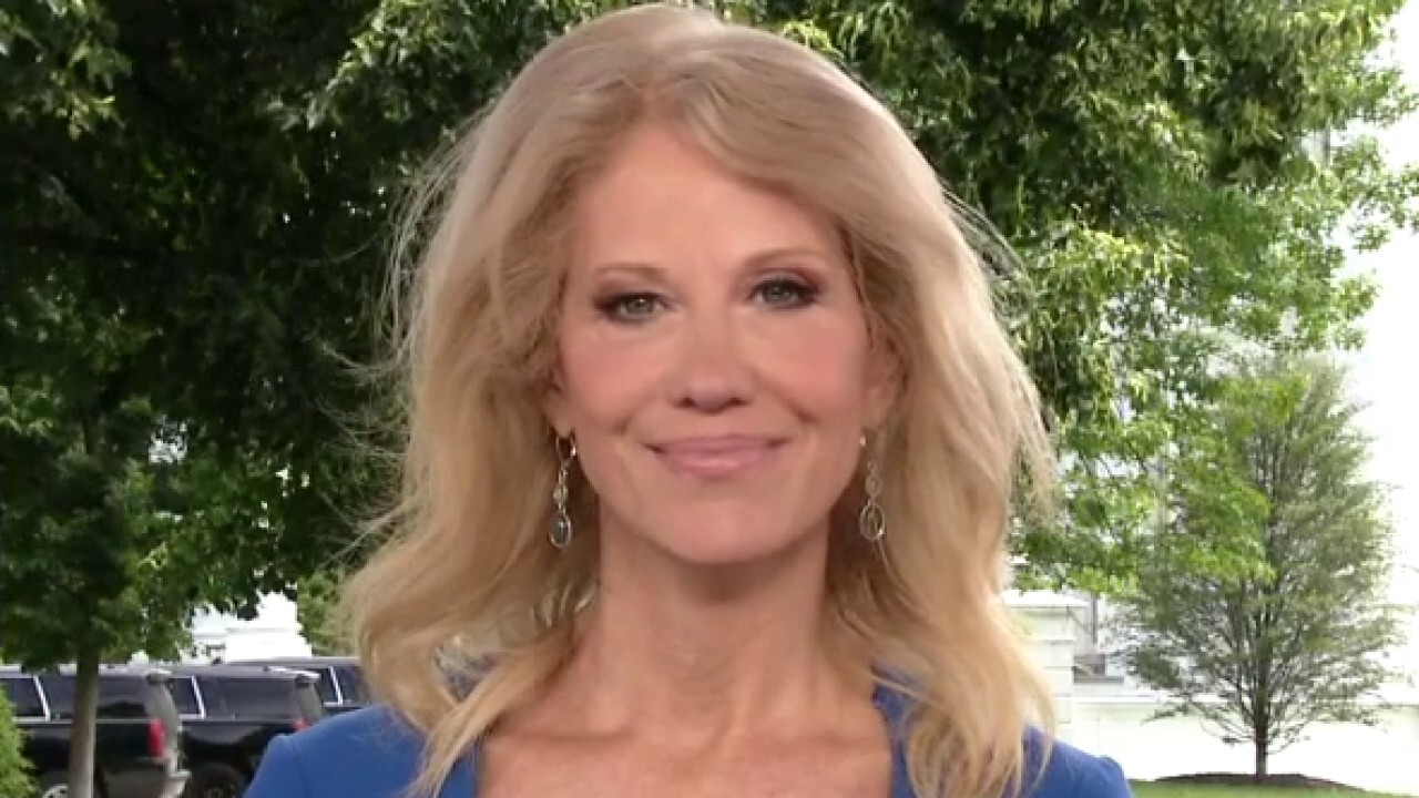 Kellyanne Conway responds to criticism of Trump's St. John's Church photo-op