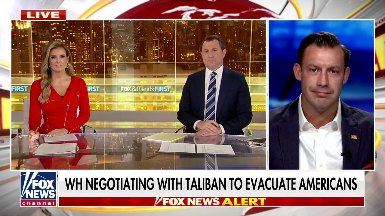Joey Jones: Taliban now has insight on how America makes weapons
