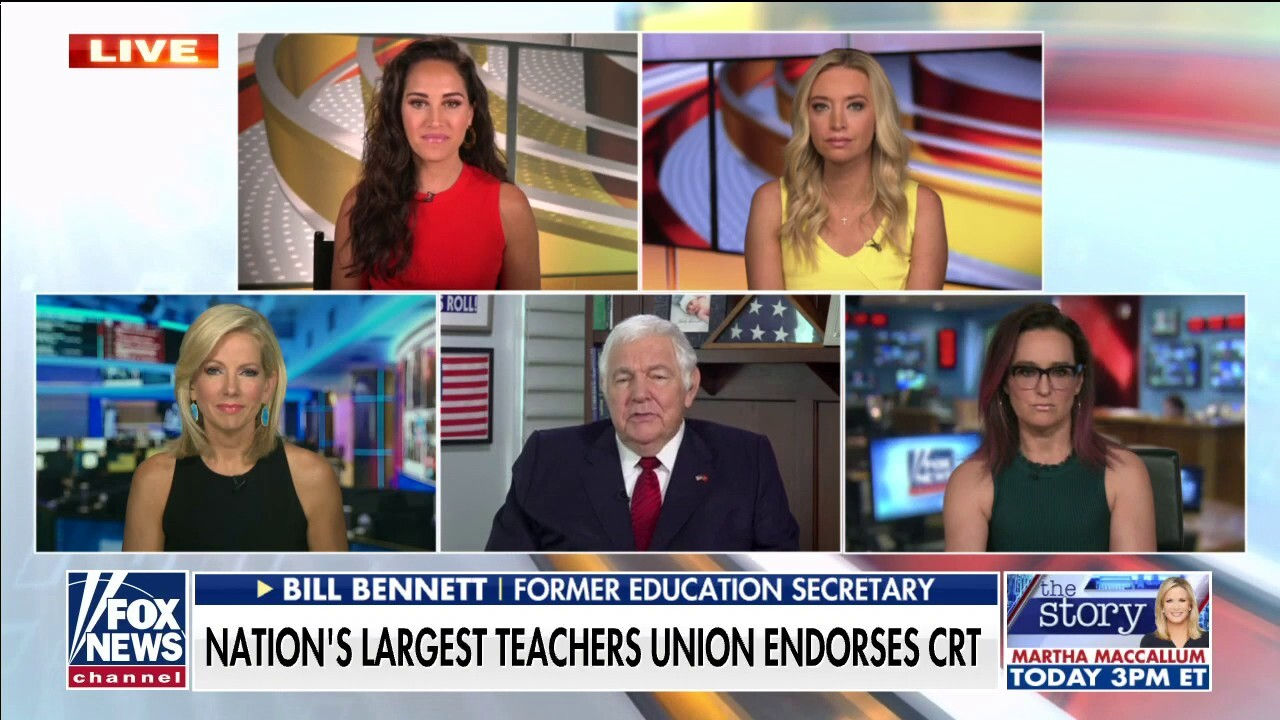 Fight against critical race theory in schools is 'worth it': Bill Bennett