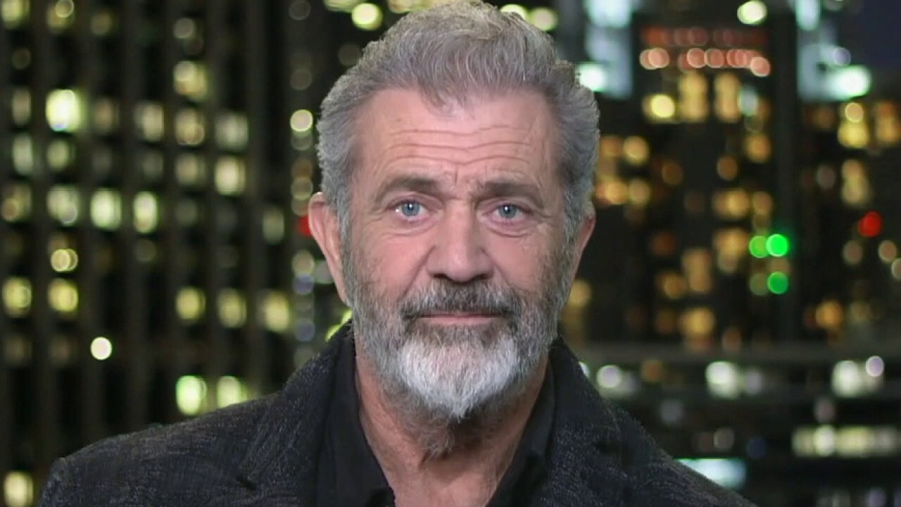 One-on-one with Academy Award winning actor Mel Gibson