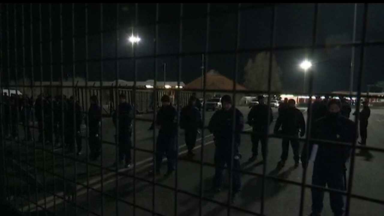 Migrants in Eastern Europe and Mideast turned away due to COVID-19 concerns