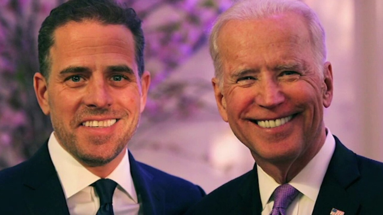 Email suggests Biden family ties to China venture