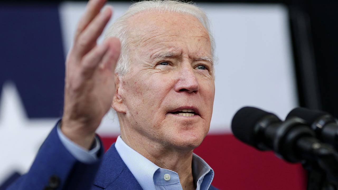 Biden faces wide-range of campaign vulnerabilities in 2020 race