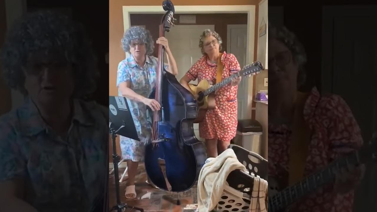 Louisiana twins write viral song 'Coronavirus Blues'