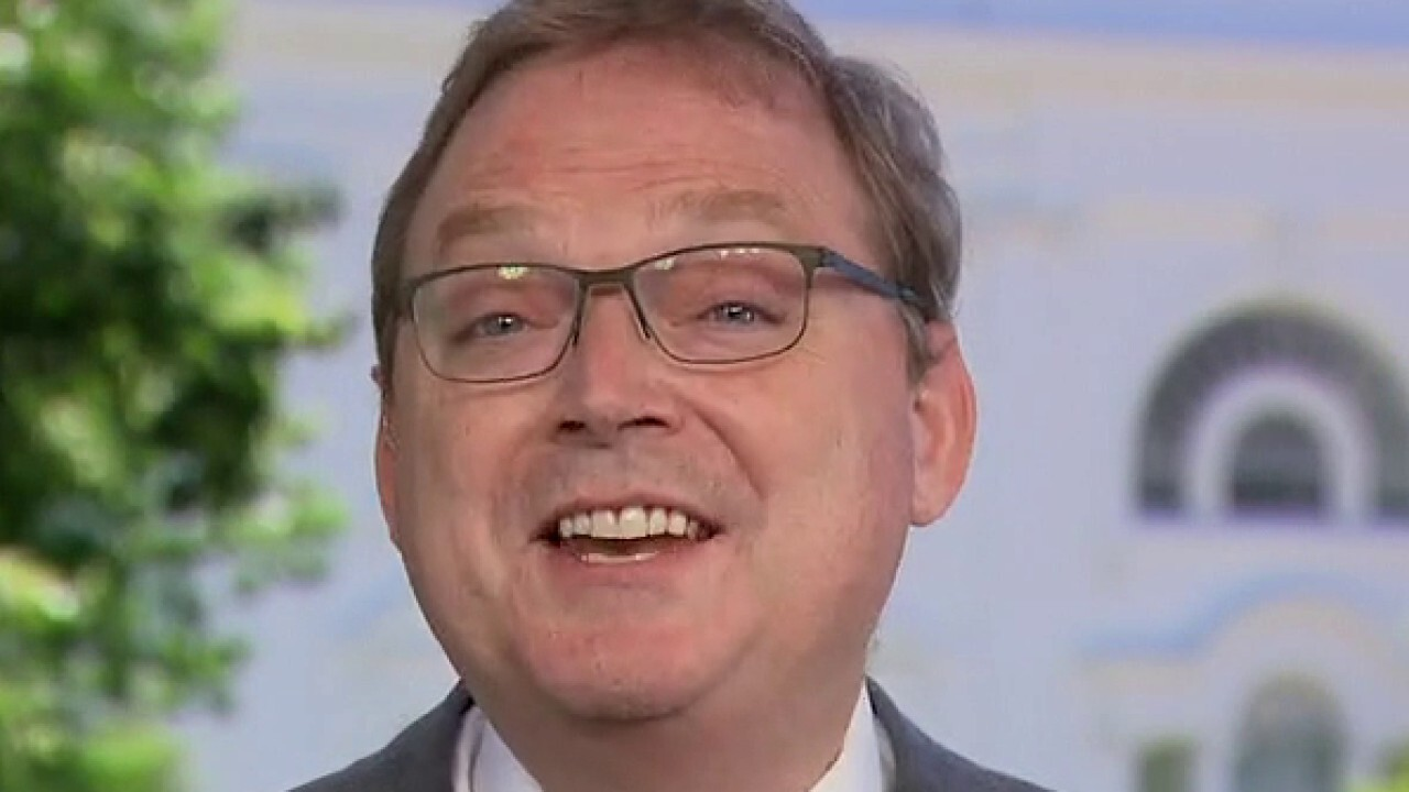 White House economic adviser Kevin Hassett tells 'America's Newsroom' the U.S. has been able to turn around the economy faster than expected.