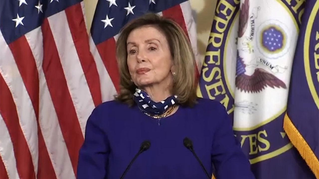 Pelosi: I don't believe that Joe Biden should debate President Trump