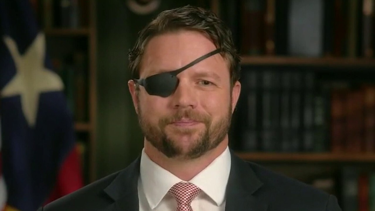 Rep. Dan Crenshaw on Gov. Cuomo touting New York's COVID response