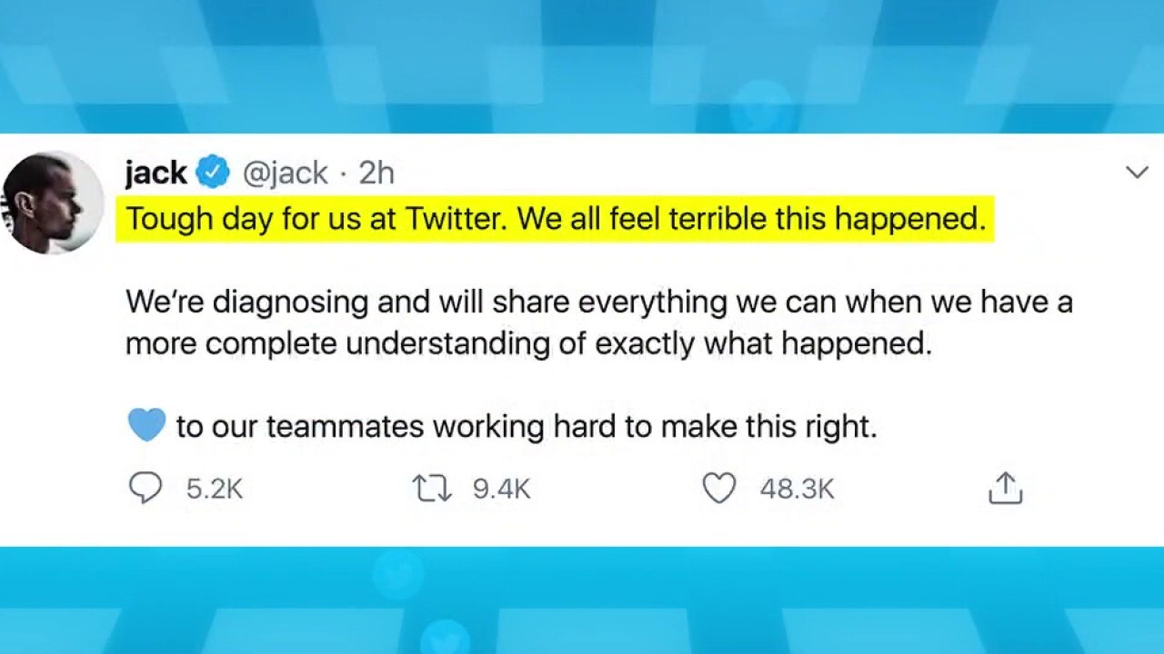 Twitter investigating coordinated hack on prominent user accounts
