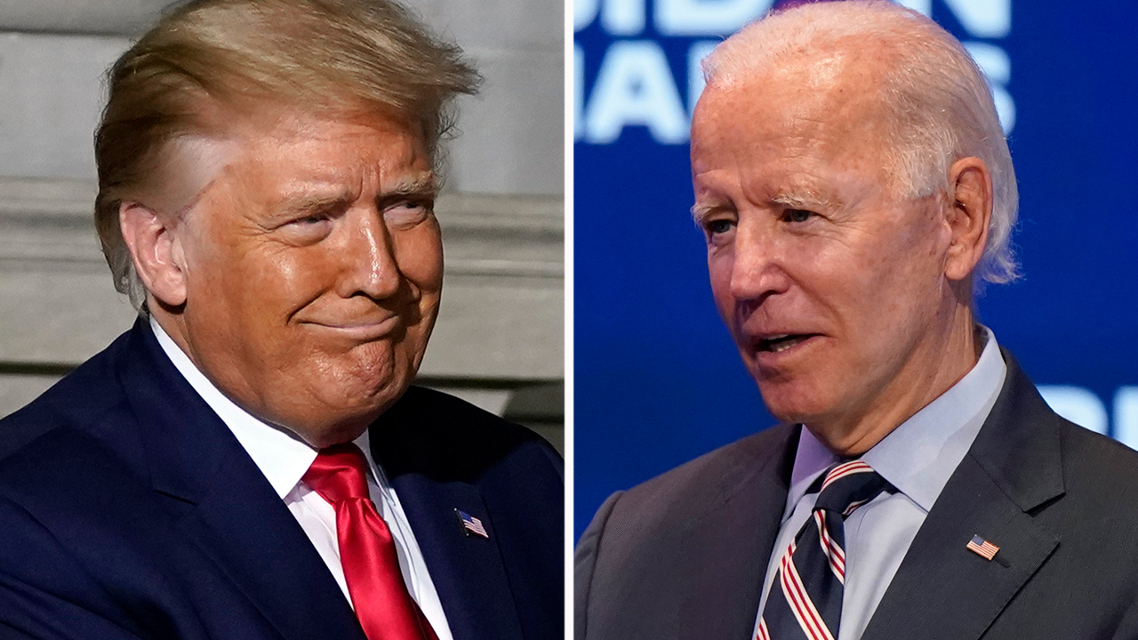Biden, Harris concerns about Trump interference in coronavirus vaccine not shared by top health experts