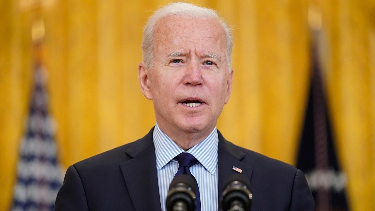 Bartiromo: Biden admin has 'self-inflicted' problem with workers not seeking jobs