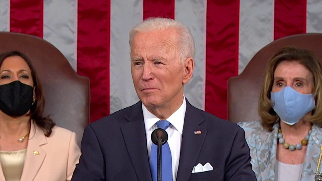Biden claims systematic racism plagues American life