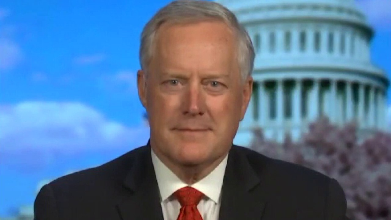Meadows: Biden 'picked big government over the working class' in address