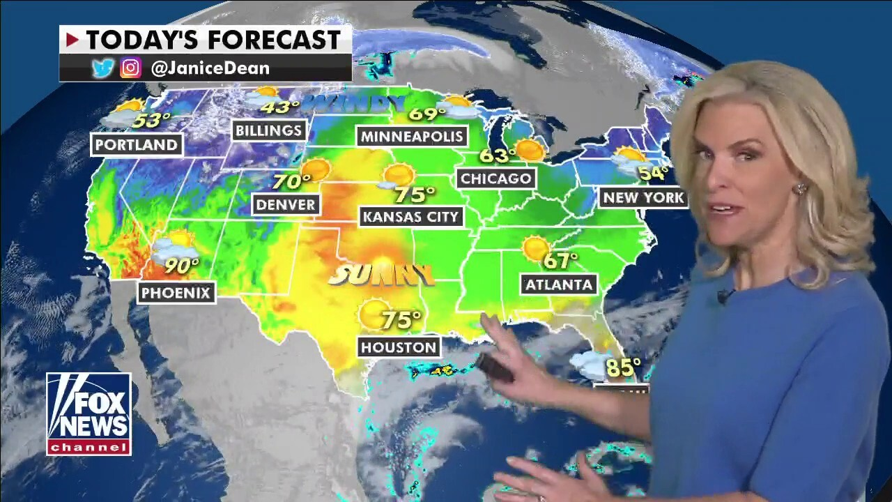 National Forecast, March 29