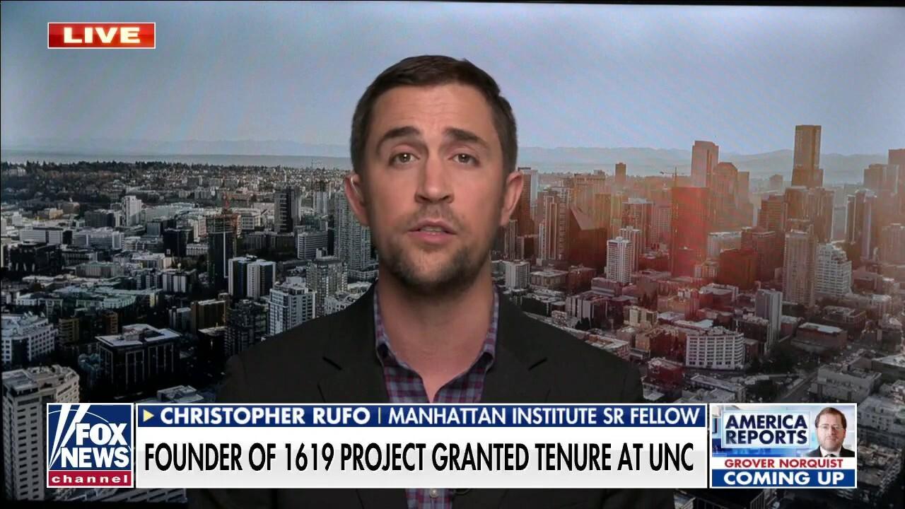 Chris Rufo says Joy Reid interview with him 'backfired' on MSNBC