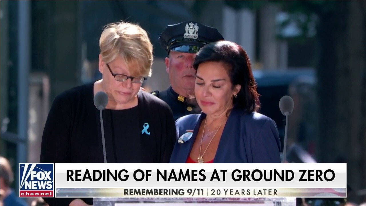 Laura Ingle: 'Somber day' at World Trade Center site as America honors 9/11 victims and fallen heroes