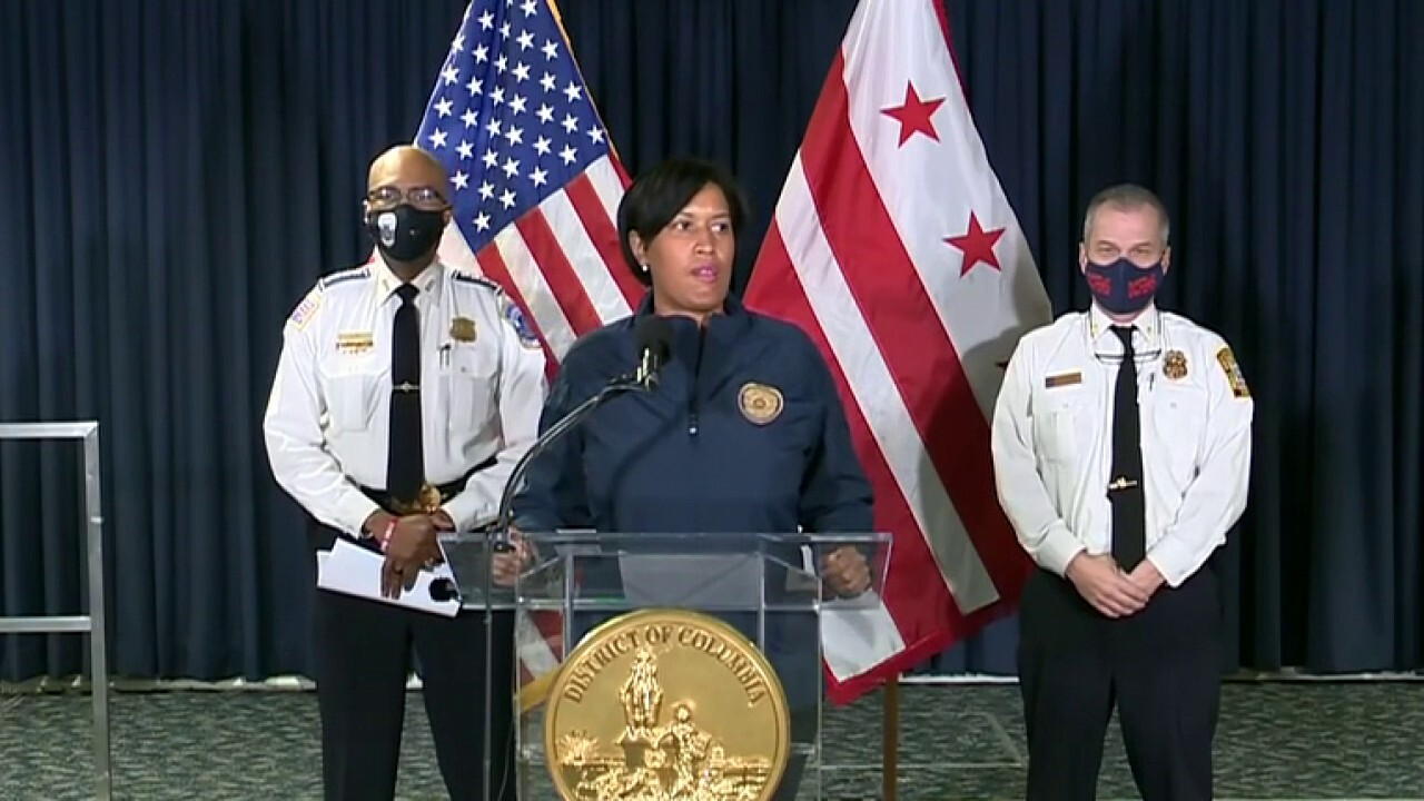 DC Mayor gives important updates following violence in DC streets