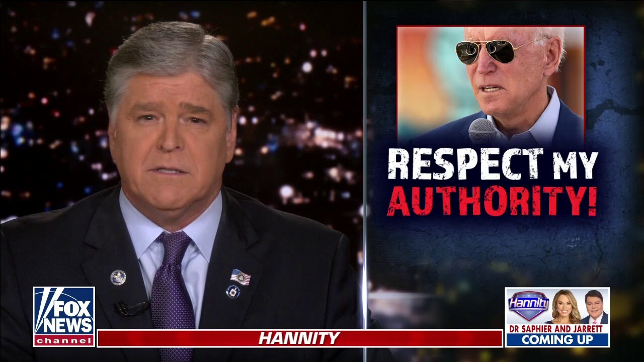 Sean Hannity: Biden doesn't seem to be too interested in the truth