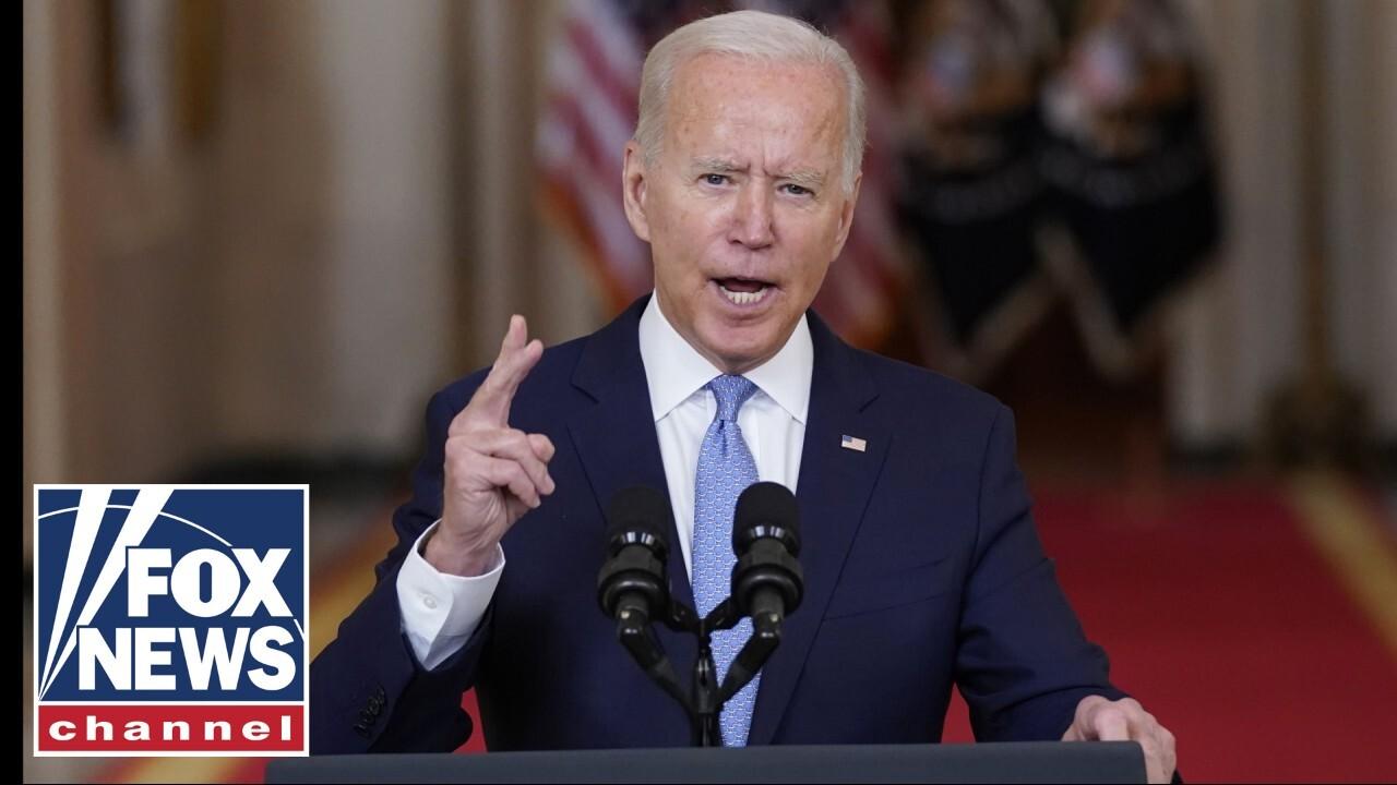 "Biden on hot mic: Indian press is ""better behaved"""