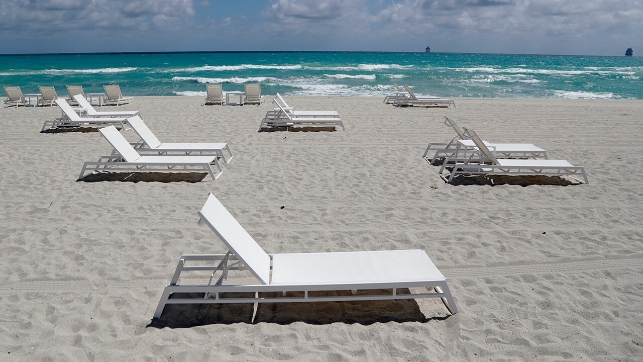 'Spring break's done': Florida beaches close amid coronavirus outbreak