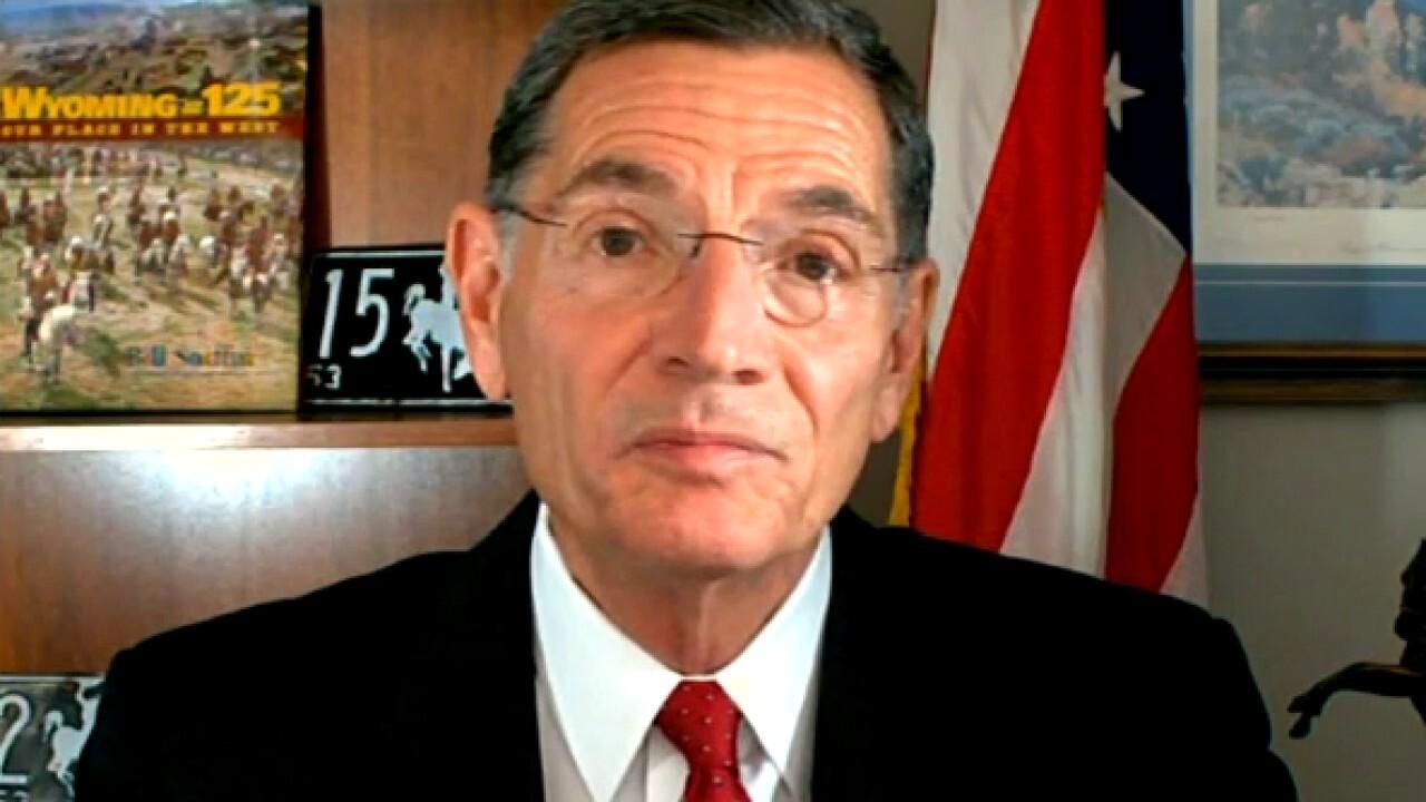Sen. John Barrasso calls for Trump, Senate to act fast on SCOTUS vacancy