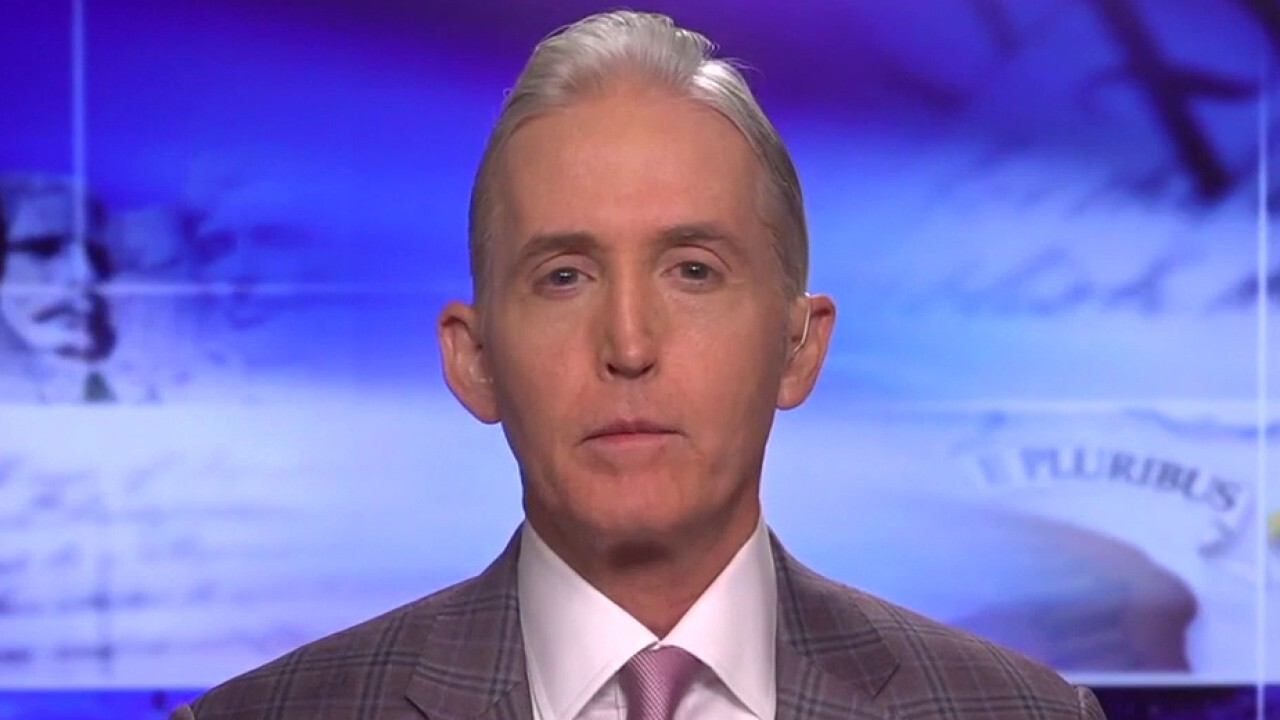 The 'rare experiment': Appreciating America with Trey Gowdy