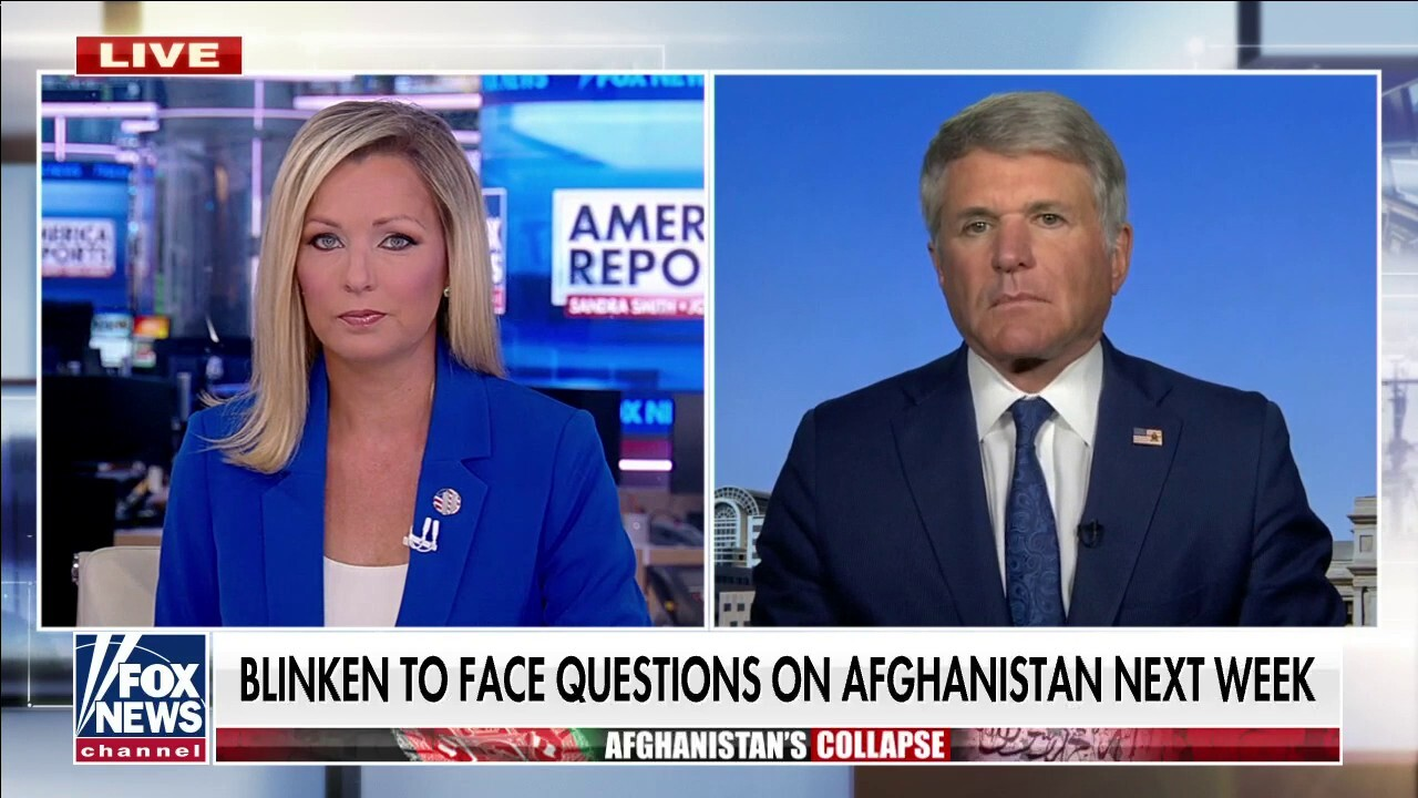 Rep. McCaul: We want answers on Afghanistan