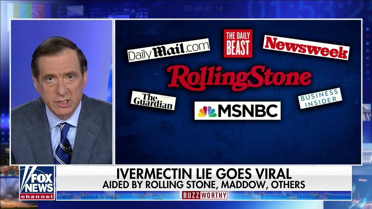 Ivermectin lie goes viral