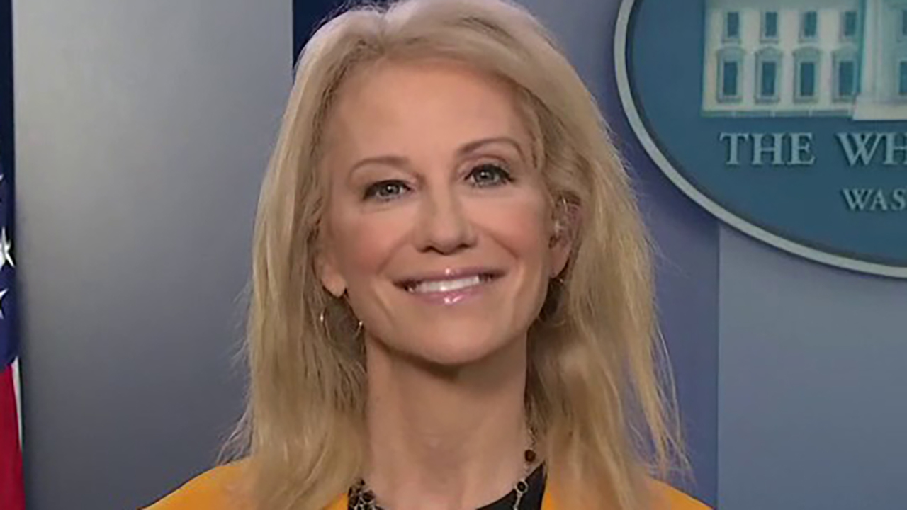 Kellyanne Conway says Pelosi should be censured for State of the Union stunt