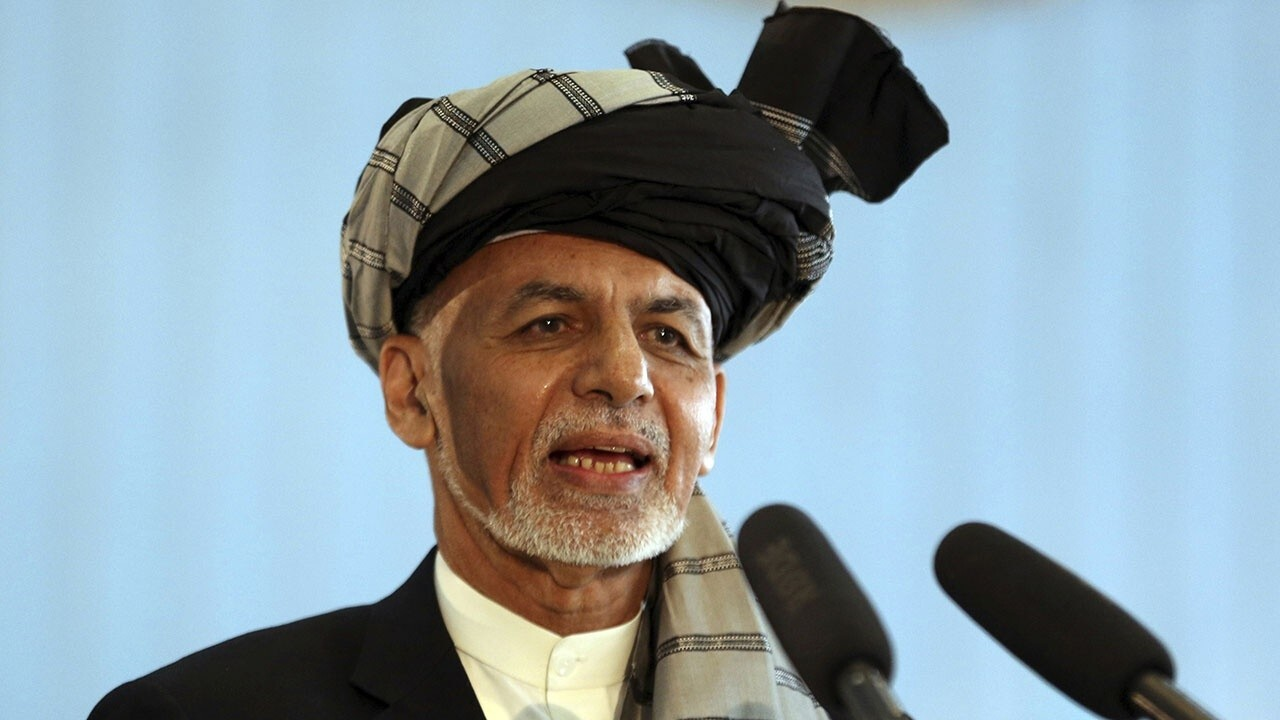 Afghan President flees Afghanistan as Taliban seizes Kabul