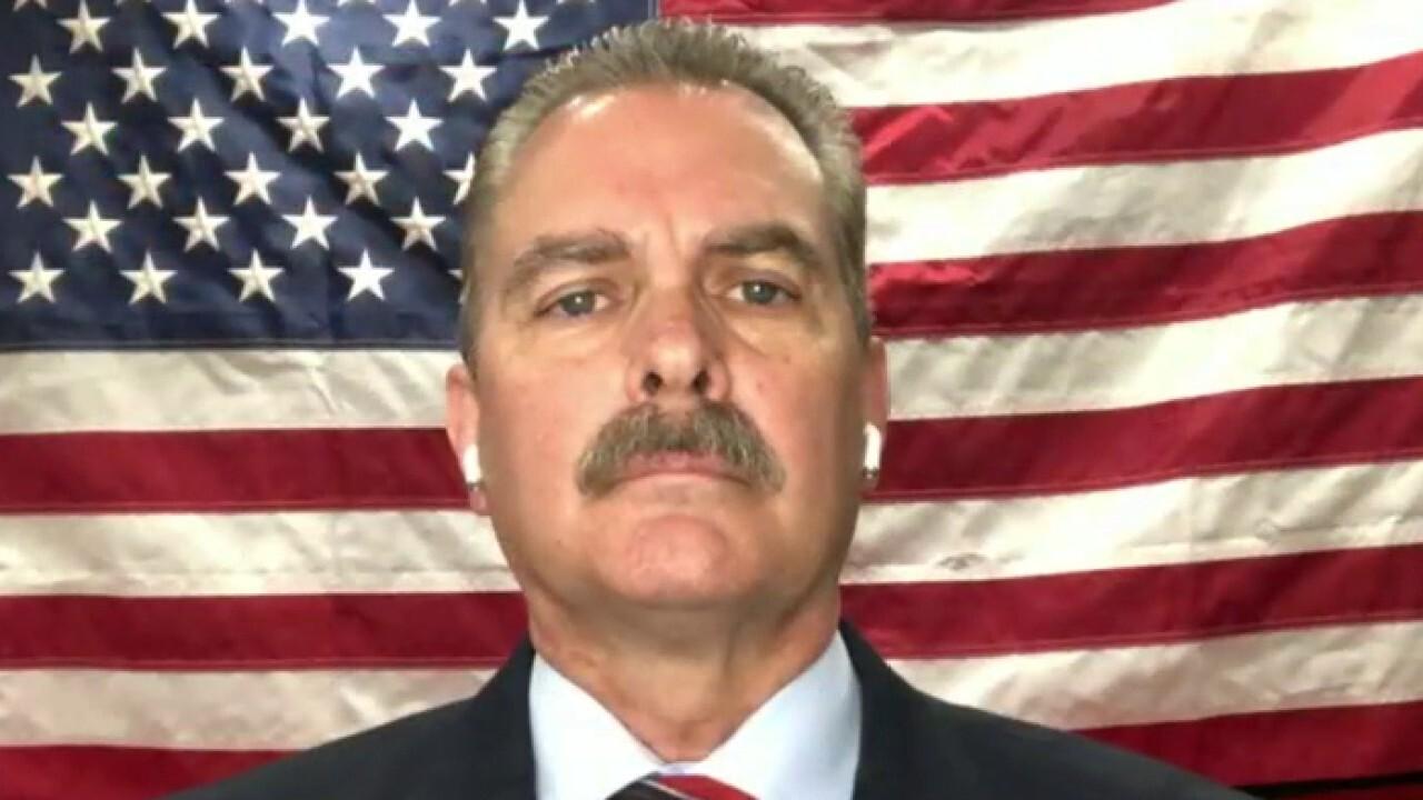 Sgt. Burton Brink on defunding police departments