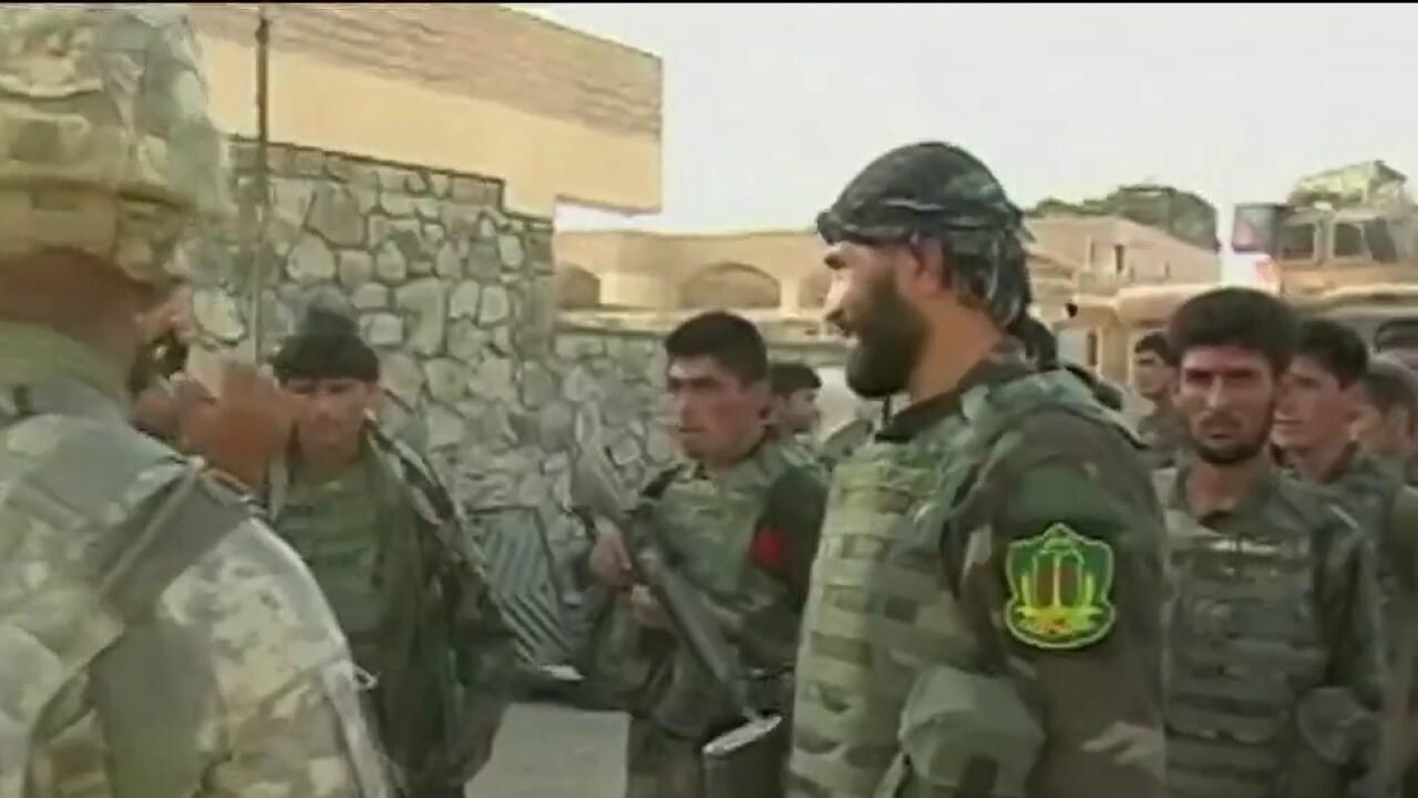 Biden pledges to evacuate Afghan interpreters before military withdrawal