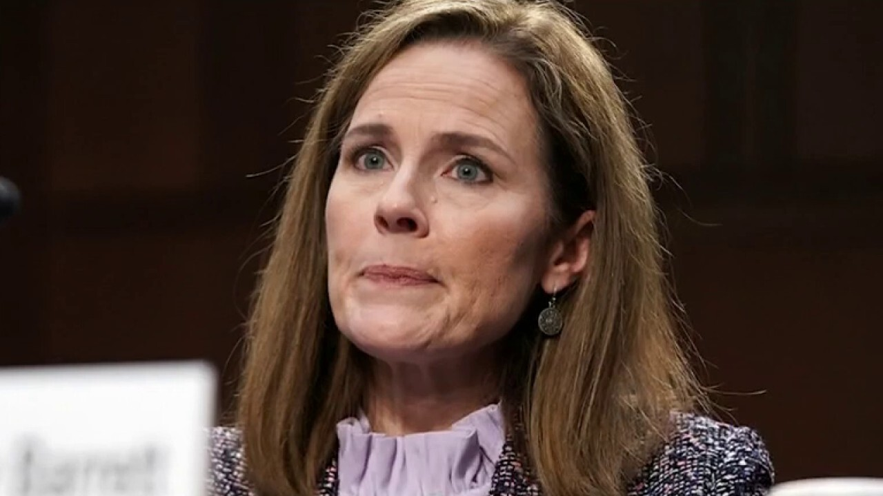 Judge Barrett sidesteps questions on abortion, gay marriage during confirmation hearings