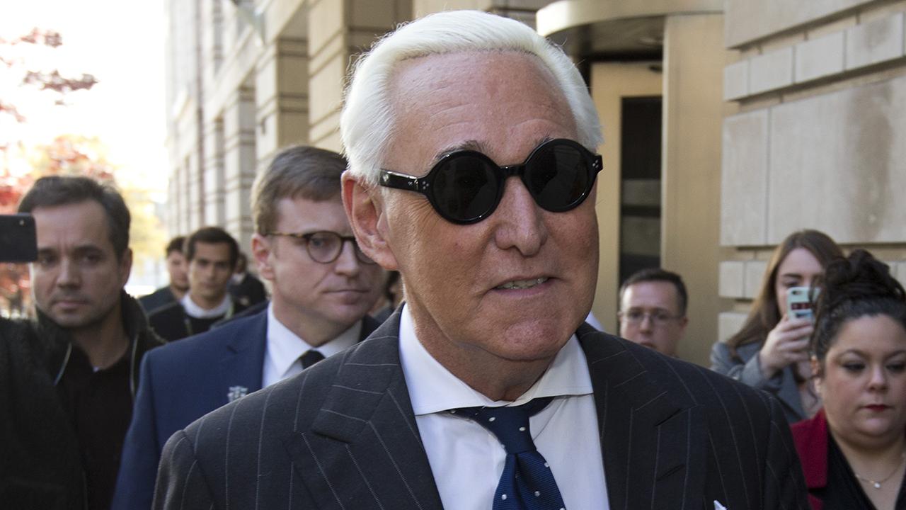 DOJ seeks lighter sentence for Roger Stone