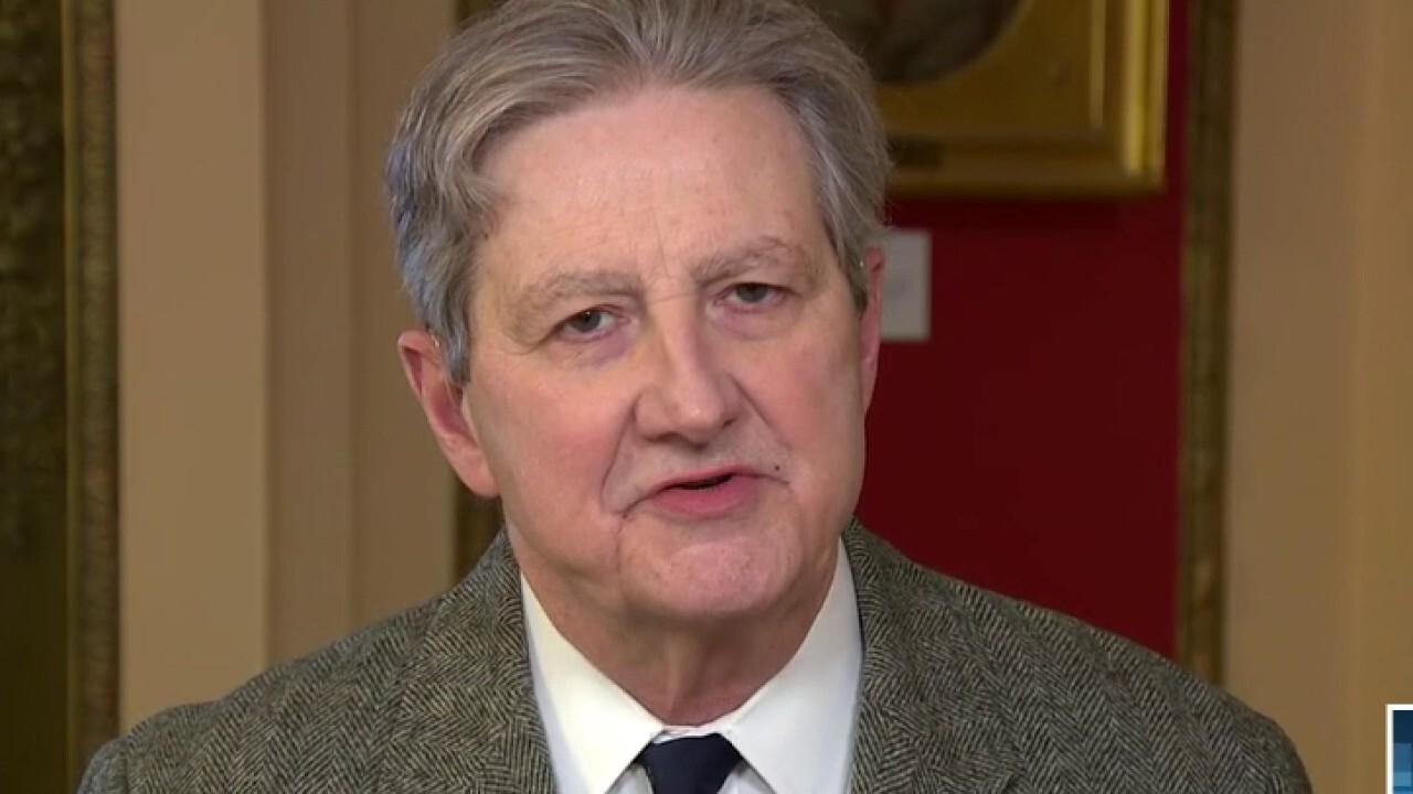 Sen. Kennedy calls Schumer, Pelosi 'irresponsible' for delaying coronavirus stimulus bill