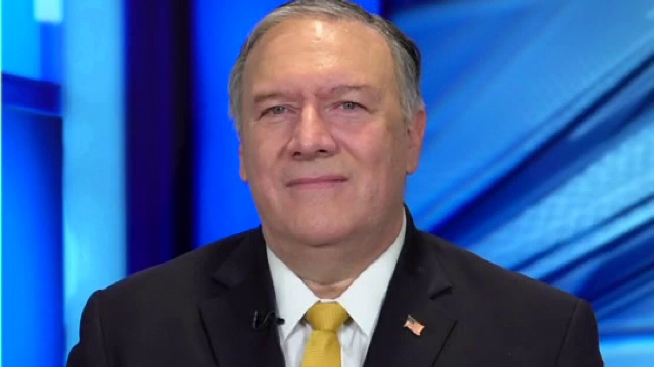 Risk of something else leaking from Wuhan lab 'very real': Mike Pompeo