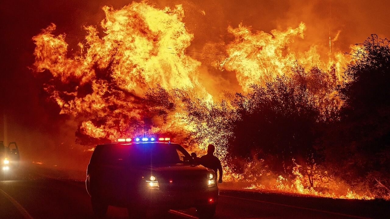 California sees its worst fire season on record, spreading to Washington, Oregon