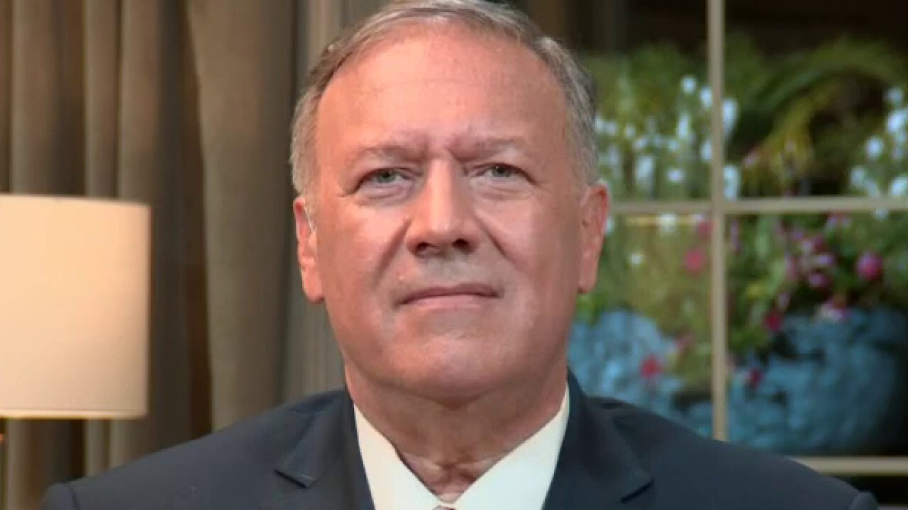 Pompeo reacts to the establishment's great failure in Afghanistan