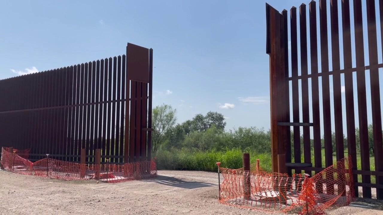 South Dakota governor visits Southern Border