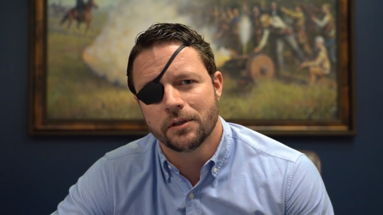 Rep. Dan Crenshaw on Fox Nation's 'Bible Study: Messages of Hope'