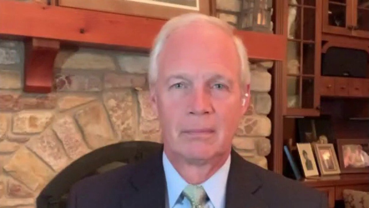 Sen. Ron Johnson: Fauci is hiding something