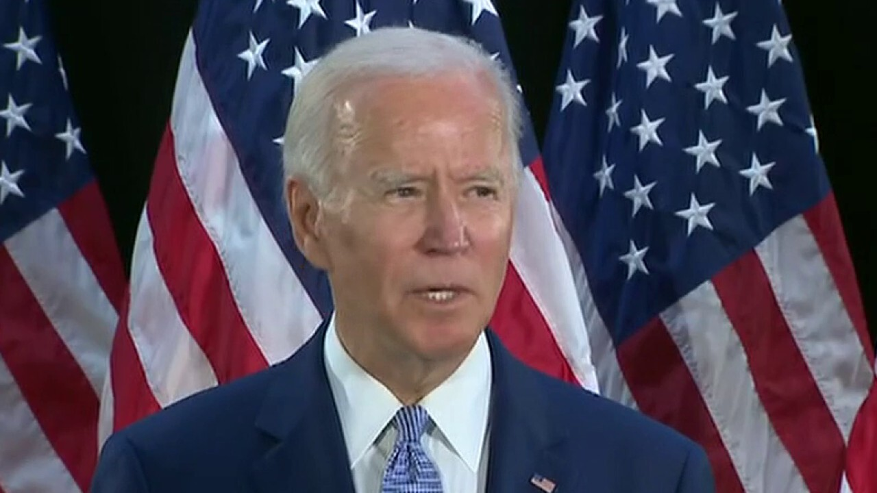 Joe Biden: 10 to 15 percent of people out there are not very good people