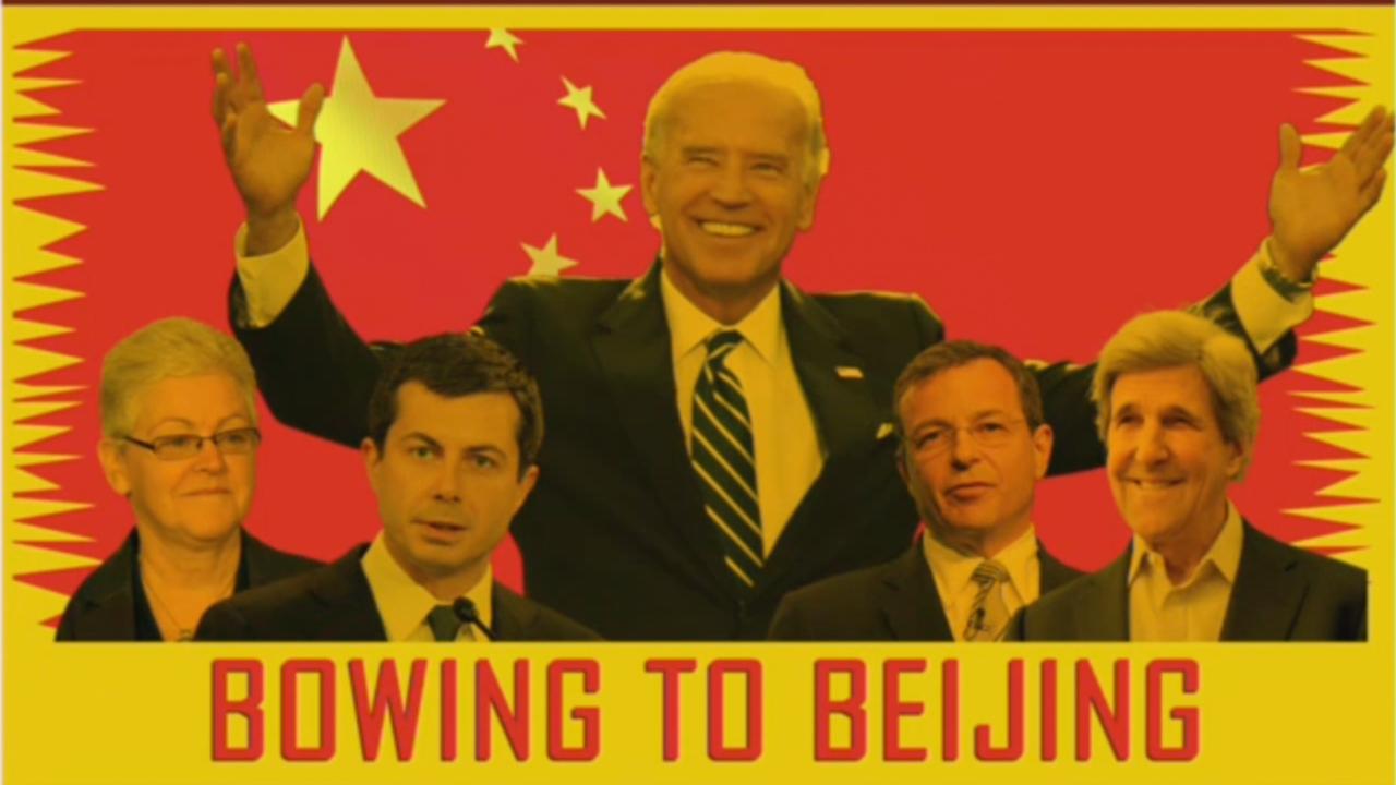Ingraham: Biden naming Iger China envoy would be 'bow to Beijing'