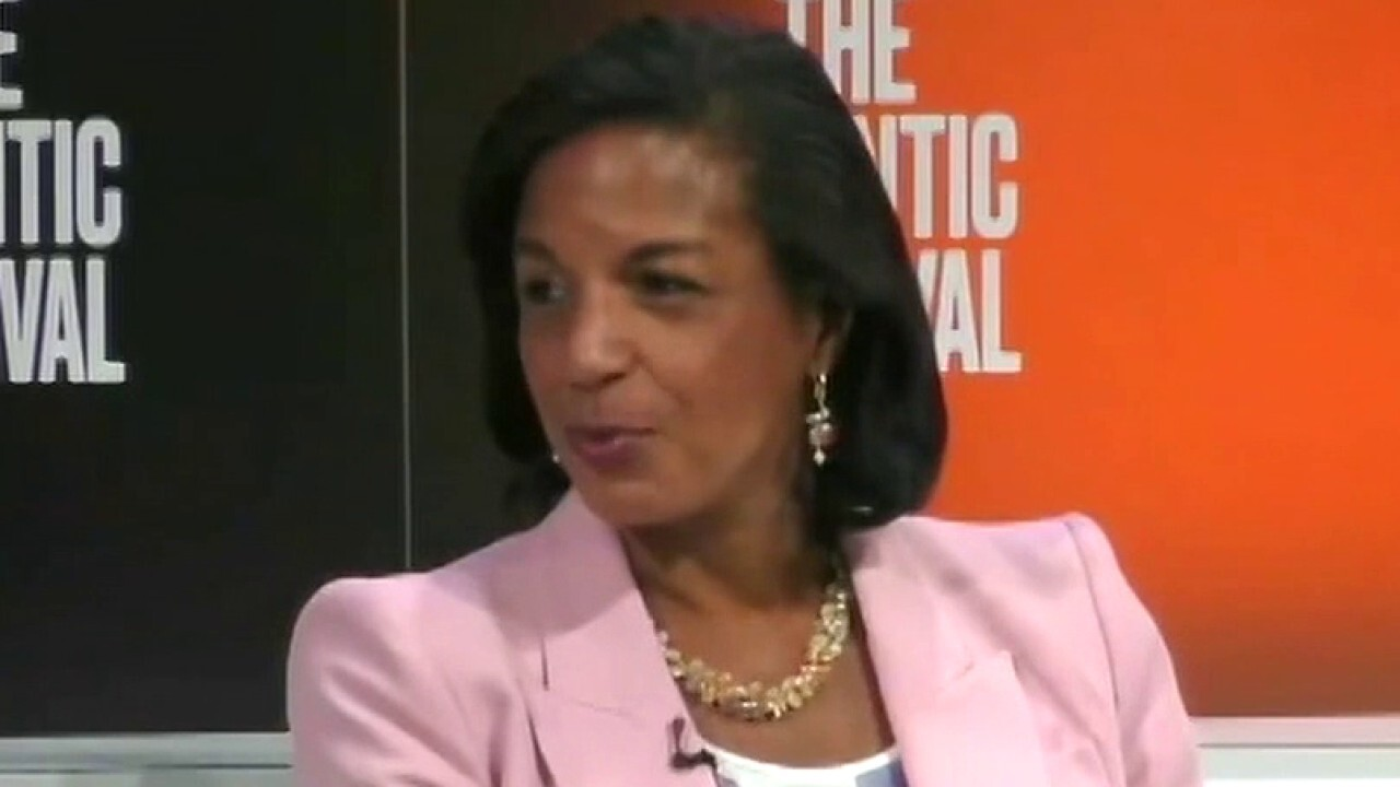 Susan Rice hints at possible Biden administration role while touting Harris pick