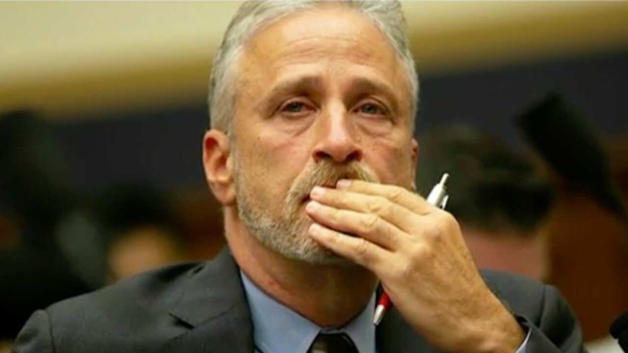 Jon Stewart: COVID likely caused by science