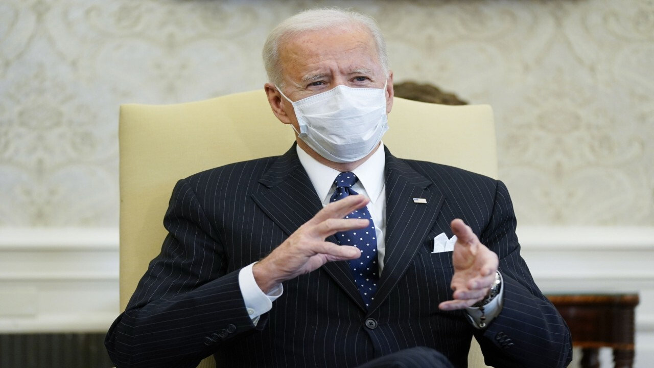 Biden flip-flops on China threat, warns Beijing could 'eat our lunch'