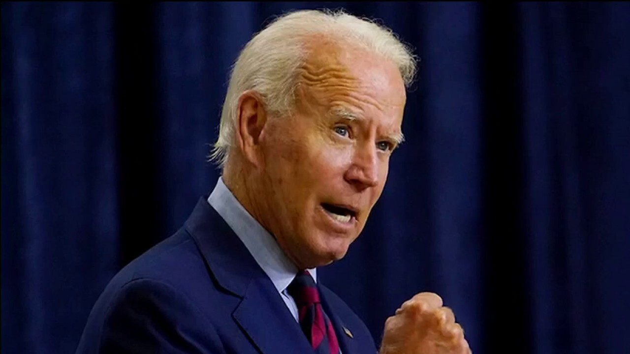 Biden rips Hunter Biden email leak as 'smear campaign,' says Russia trying to spread disinformation