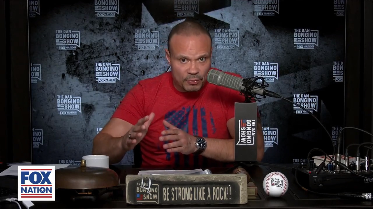 Dan Bongino: Pegasus spyware should be 'most troubling story covered in America today'
